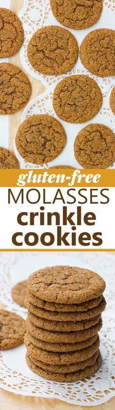 Gluten Free Gingerbread Cookies | Recipe | Gluten free, Gluten free ...