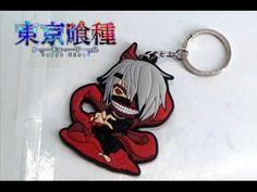 Tokyo Ghoul Rubber Keychain: http://youtu.be/EGRaXz76ShU