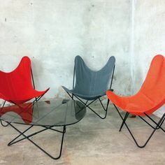 Original AA Canvas Chair   Inhoma Design   Montréal