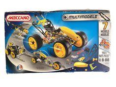 Meccano Multi Models 7 Models Set – Junkie Charity Store