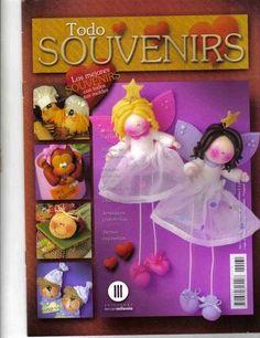 Revistas de manualidades Gratis: Revista Souvenirs gratis