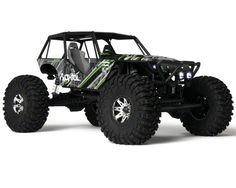 """Axial """"Wraith"""" 1/10th 4WD Ready-to-Run Electric Rock Racer w/2.4GHz Radio & Ripsaw Tires"""
