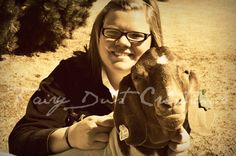 I want a picture like this in my FFA jacket with my dairy heifer!!