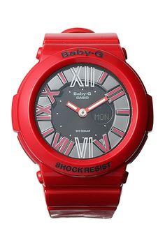Baby-G  Neon Dial Series- I want! :/