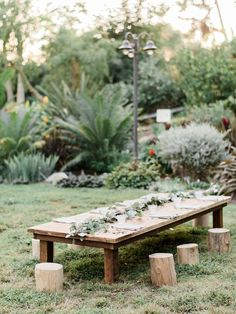 Boho Garden Wedding With Endless Style