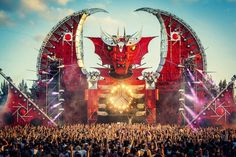Defqon.1 2012. This is what I love and can't stop loving.
