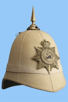 Pith Helmet - via the Gentleman's Military Interest club (gmic.co.uk)