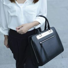 Charles and Keith Mono-Chic