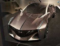 Cadillac APEX conept by Adam Riccobelli