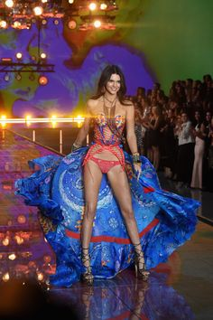 Défilé Victoria's Secret 2015