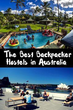 The Best Backpacker Hostels on Australia's East Coast - Global Gallivanting Travel Blog