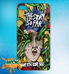 The Story So Far  iPhone 4/4s/5/5s/5c case  Samsung by andongbecek, $15.00
