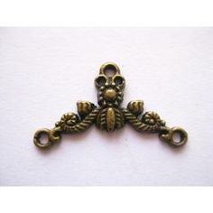 connector, bronze, for Bead Shop, Shops, Bronze, Beads, Shopping, Jewelry, O Beads, Jewellery Making, Tents