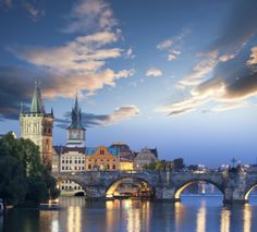 Beautiful Prague