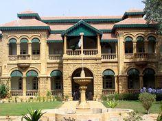 The Quaid-e-Azam House and Museum, Karachi, Pakistan