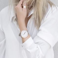 figtny.com | Lumo Jewelry + Cluse Watch