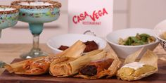 Homemade Tamales - a cooking video that shows how to easily make Casa Vega's signature tamales.