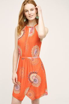 Livia Halter Dress - anthropologie.com