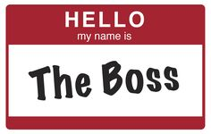 Self-employment: how hard can it be? Self Employment, Be The Boss, Hello My Name Is, Names, Business, Eye, Simple, Store, Business Illustration