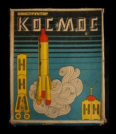 Final Frontier: Russian Toy Rocket
