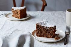 Passover Chocolate Nut Sponge Cake recipe: A cake you'll return to even when flour and leaveners are permitted.