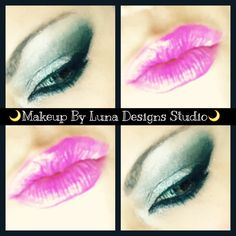 """Makeup by Luna Designs Creations """"Let Luna Create a Beautiful Work of Art For You or On You"""" #LoveMyLuna"""