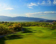 Golf - The Lodge atVentana, Tucson, Arizona -  two spectacular Tom Fazio-designed championship golf courses.