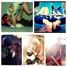 These are a bunch of pictures of cute couple pictures that I plan on doing with my best friend/boyfriend <333