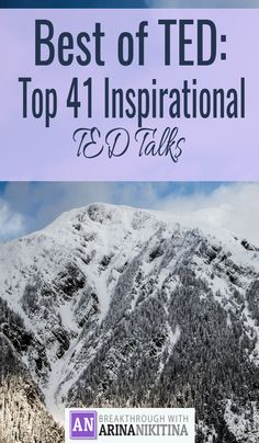 best TED talks every