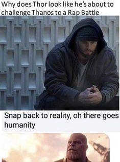 Humanity, Humanity, Humanity