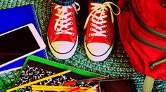 School, Education, Learning, Converse, Chucks, Hipster