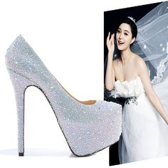 43 Simple Shoes Fashion To Not Miss - Shoes Fashion & Latest Trends Lace High Heels, High Heels For Prom, Glitter High Heels, Super High Heels, Prom Heels, Platform High Heels, Red Glitter, Glitter Wedding Shoes, Party Queen