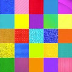 Color Blocks, Section 3  (L)