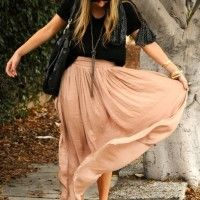 long skirts  alybartel