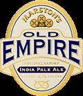 Crafted to produce an authentic re-creation of an IPA. With its pale appearance, strong hoppy taste and higher alcoholic strength it comprises all the genuine characteristics of a true India Pale Ale, which were necessary to survive the three month long journey from Burton to Bombay - 5.7% abv.