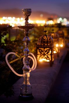 Shisha or (hookah) is ubiquitous in Turkey. People smoke between courses during dinner as well as afterwards as a way to converse and socialize with family and friends.