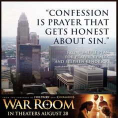 Confession is prayer that gets honest about sin -war room Christian Movies, Christian Quotes, Christian Warrior, Godly Relationship, Bible Knowledge, Prayer Room, Bible Prayers, Prayer Warrior, Christian Inspiration