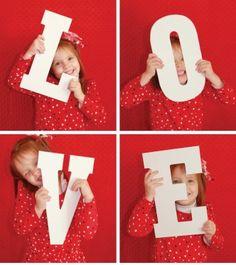 kids valentine's day photoshoot #CreativeMemoriesAustralia #valentinesday #photography