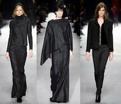 Hilary Blonde: Tom Ford,  desfile de moda  colección  otoño-invie...