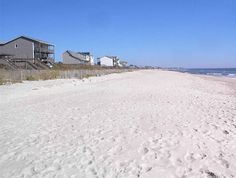 Holden Beach, Outer Banks NC