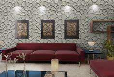 Decorative 3D wall panels: create an Original interior