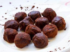 טראפלס שוקולד ונוגט