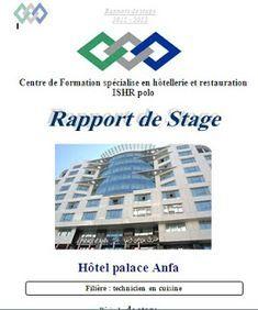 Telecharger Cet Rapport De Stage Cuisine Rapport De Stage Restaurant Pdf Rapport De Stage Hotellerie Restauration Social Security Card Social Security Social