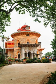 The Amazing Monserrate Palace – An Often Missed Beauty In Sintra, Portugal (7)