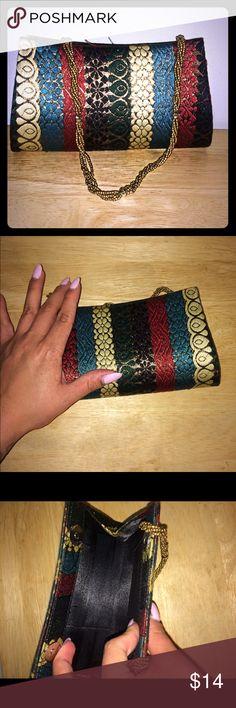 Clutch bag Worn once clutch bag. Bags Mini Bags