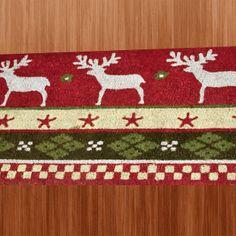 Tapete Renos de #navidad