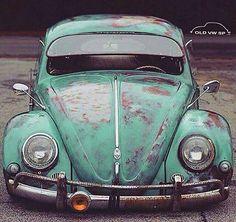 German Look, Customised Vans, Vw Rat Rod, Vw Fox, Porsche, Kdf Wagen, Rat Look, Vw Classic, Vw Cars