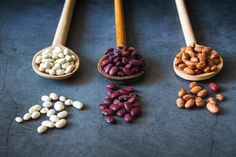 Diet Food List, Food Lists, Best Vegan Protein Sources, Plant Paradox Diet, Lectin Free Diet, Free Diet Plans, Acerola, How To Cook Beans, Iron Rich Foods