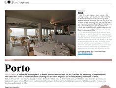 Luísa Sequeira colabora com a revista internacional Flydoscope da companha área Lux air .  Flydoscope Porto especial Junho de 2014 Fotografias e textos de Luísa Sequeira
