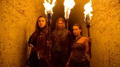 Austin Butler And The 'Shannara Chronicles' Cast Reveal The Dark Side Of Being An Elf - MTV